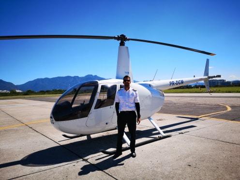 Tour en hélicoptère à Rio
