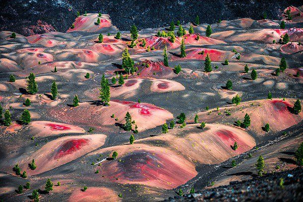 Parc national de Lassen, Californie