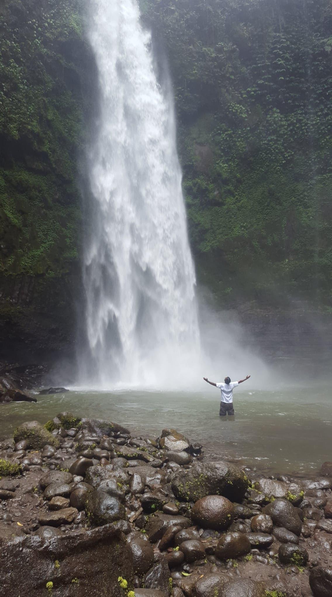 Nyang Nyang Waterfall