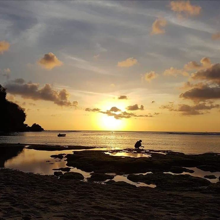 Plage de Pandawa Beach