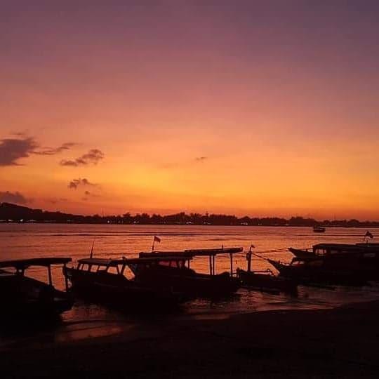 Sunset incroyable