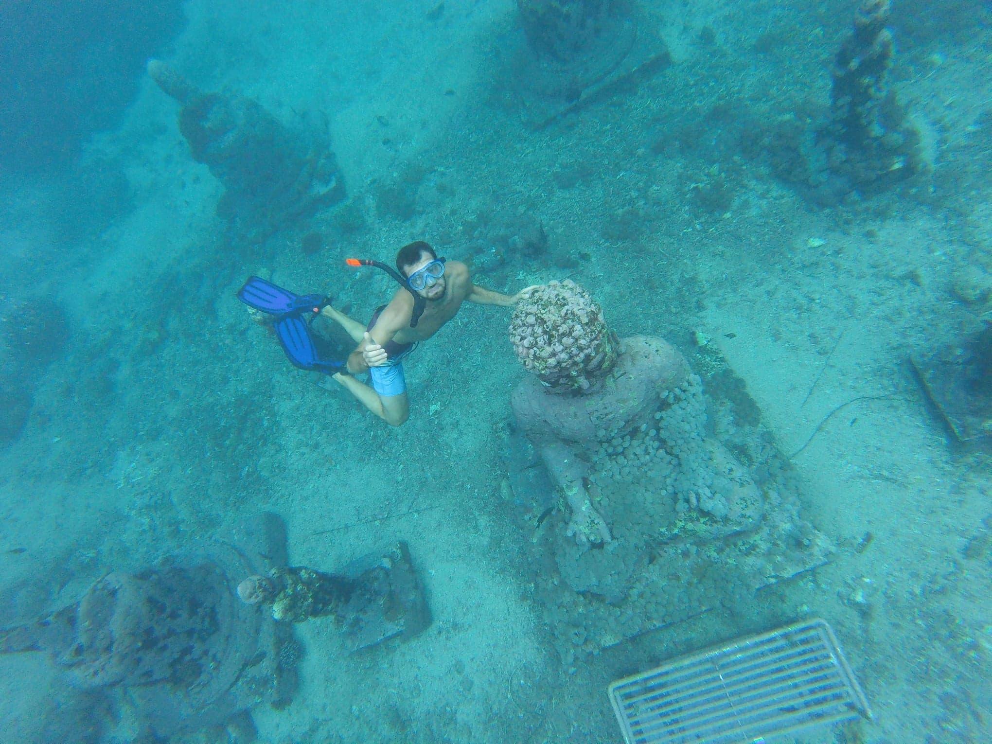 Activité Snorkeling