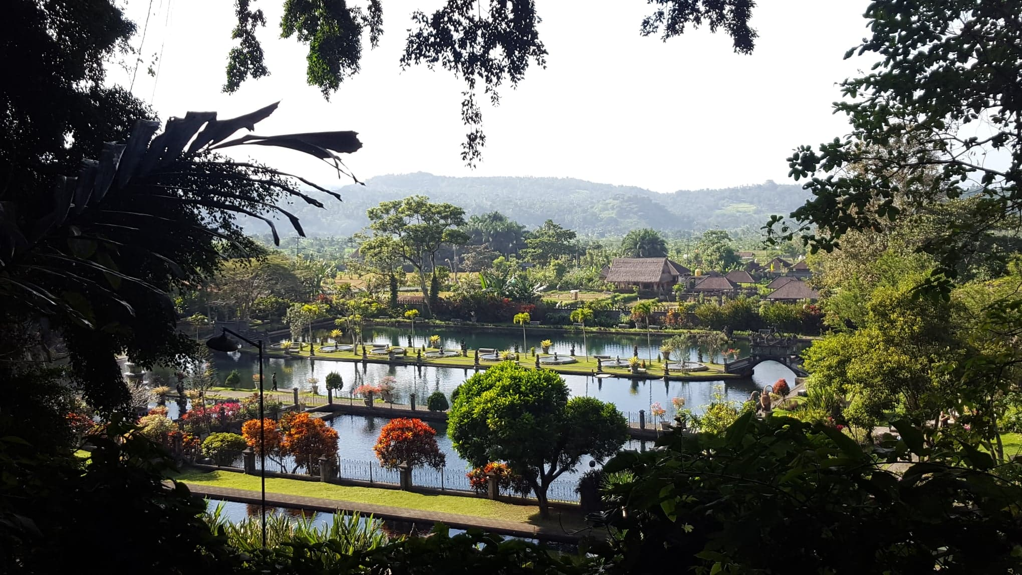 Les bains royaux de Tirta Gangga